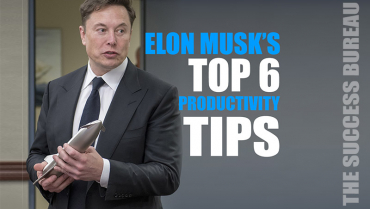 Elon Musk's top tips for work productivity